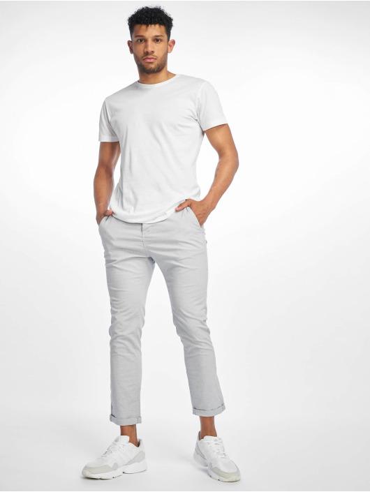 Sky Rebel Pantalon chino Elias bleu