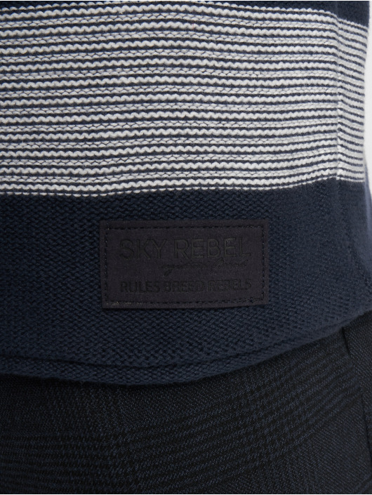 Sky Rebel Sweat & Pull Felix bleu