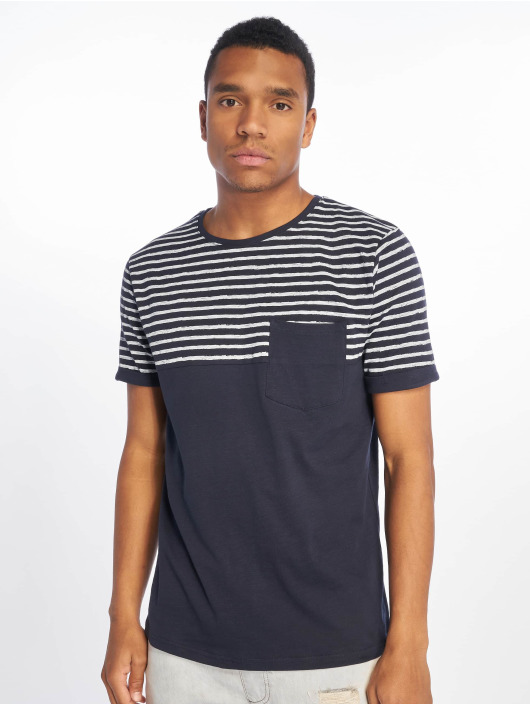 Sky Rebel t-shirt Hugo blauw