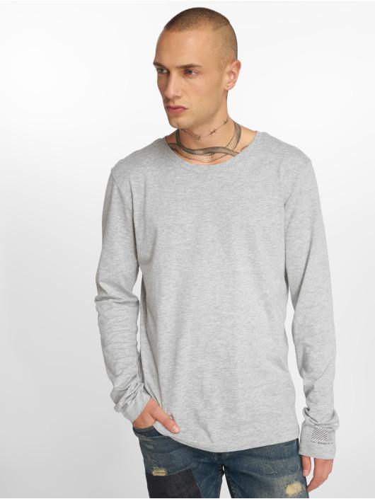 Sky Rebel T-Shirt manches longues Don't Stop gris