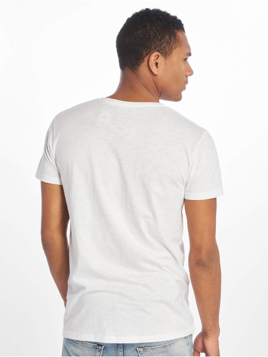 Sky Rebel t-shirt Loui wit