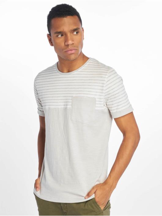 Sky Rebel T-shirts Hugo grå