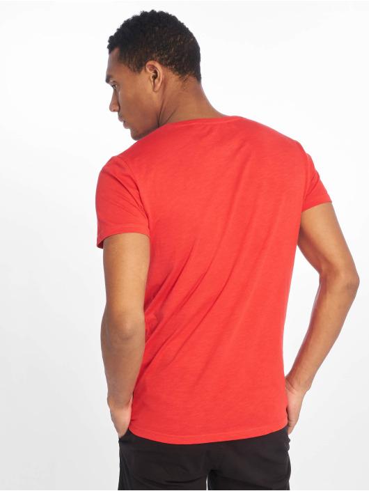 Sky Rebel T-shirts Loui rød
