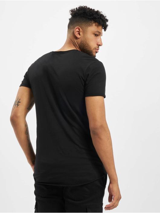 Sky Rebel T-Shirty Athan czarny