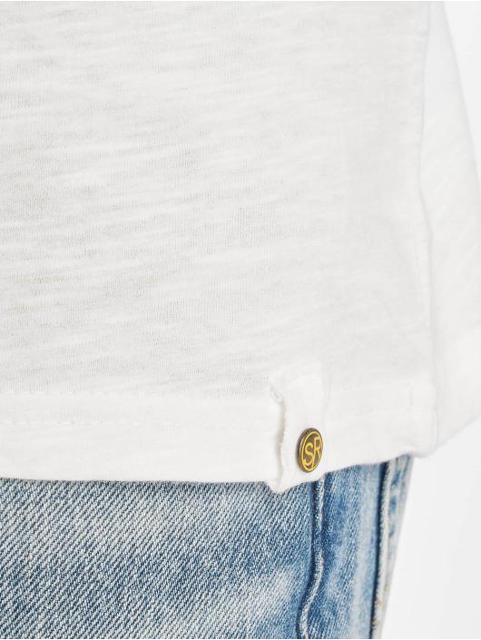 Sky Rebel T-skjorter Loui hvit