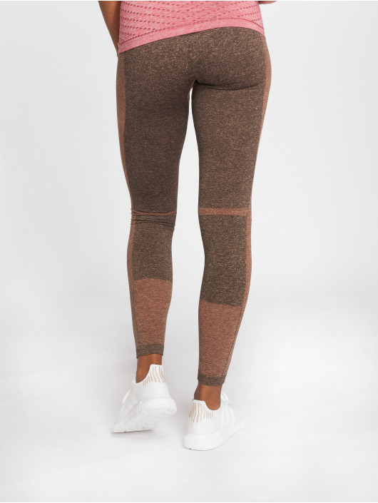 Smilodox Legging Seamless Autumn grau