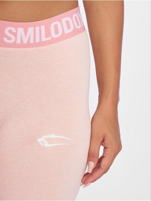 Smilodox Legging Seamless Recent rosa