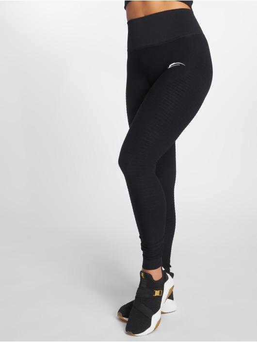 Smilodox Legging Yura High Waist schwarz