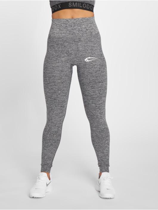 Smilodox Legging/Tregging Yura High Waist grey