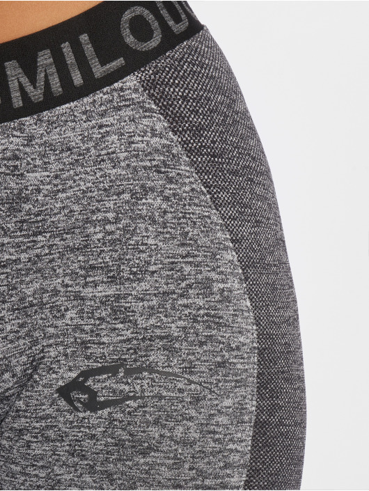 Smilodox Legging/Tregging Seamless Vira grey