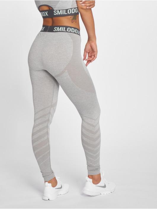 Smilodox Legging/Tregging Seamless Vira grey