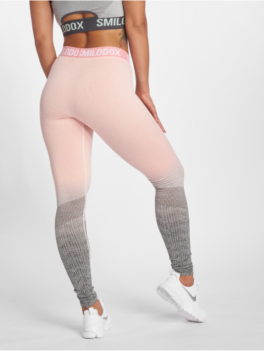 Smilodox Legging/Tregging Seamless Recent rose