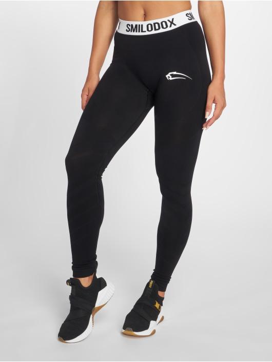 Smilodox Leggings de sport Vira noir