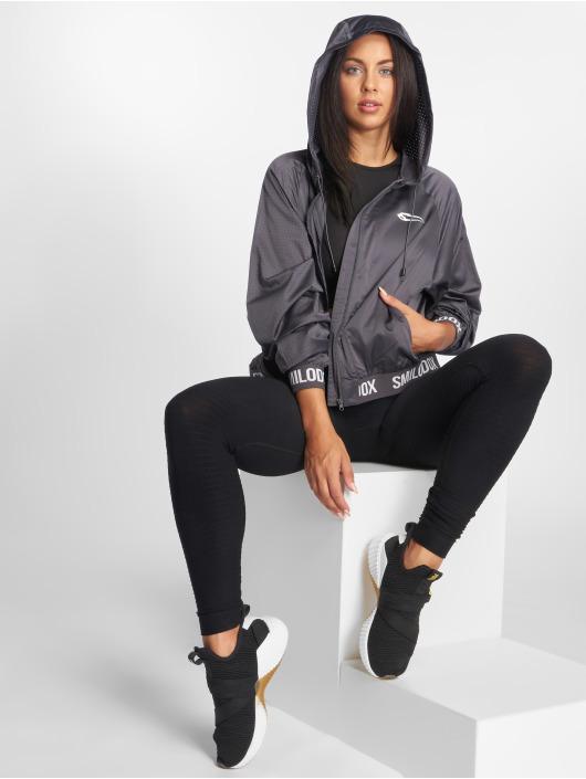 Smilodox Lightweight Jacket You Training grey