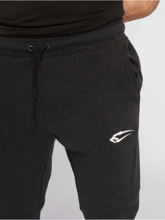 Smilodox Spodnie do joggingu Success szary