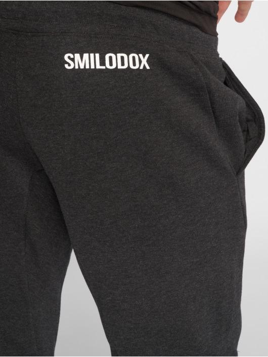 Smilodox Sweat Pant Success gray
