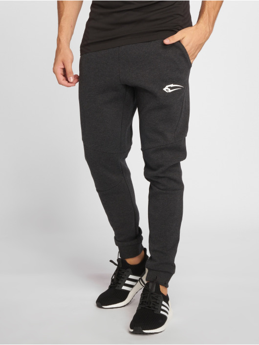 Smilodox Sweat Pant Success grey