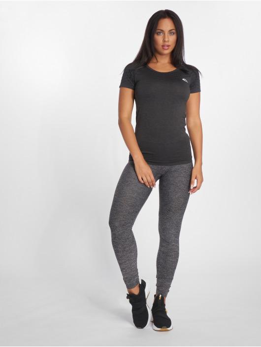 Smilodox T-Shirt Chic grau