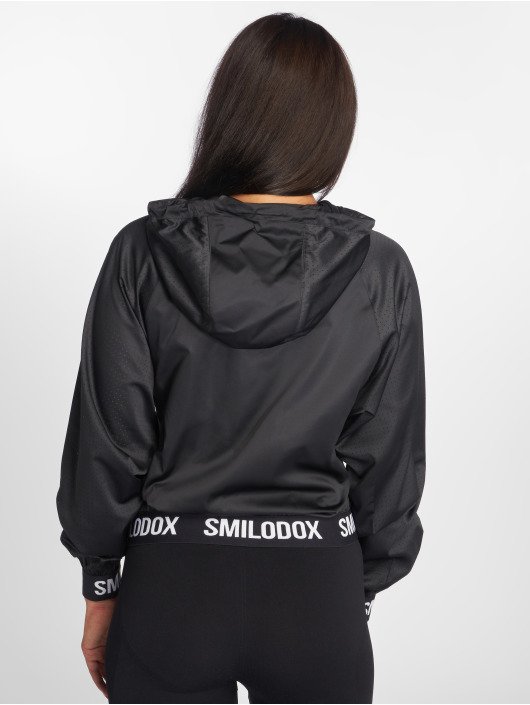 Smilodox Übergangsjacke You Training schwarz