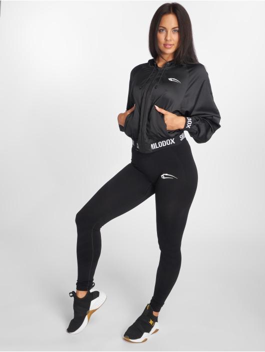 Smilodox Vestes de Sport You Training noir