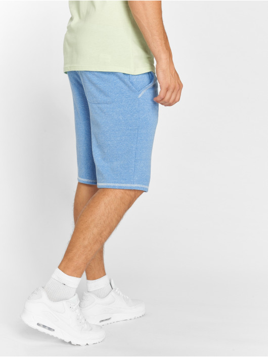 Solid Šortky Olsen modrý