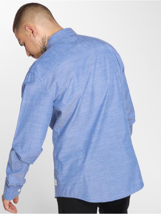 Solid Košele Ohara modrá