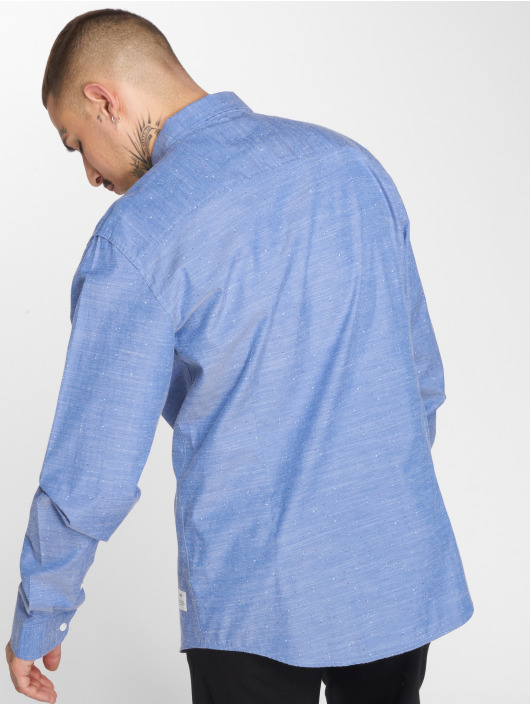 Solid Koszule Ohara niebieski
