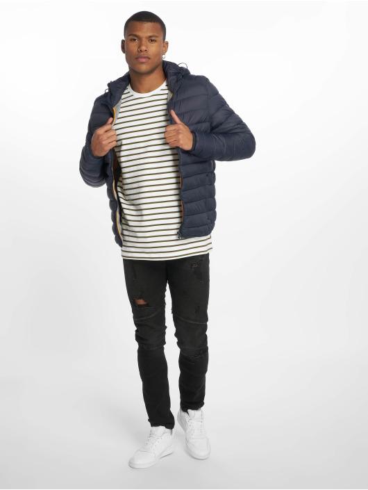 Solid Lightweight Jacket Kendrick blue