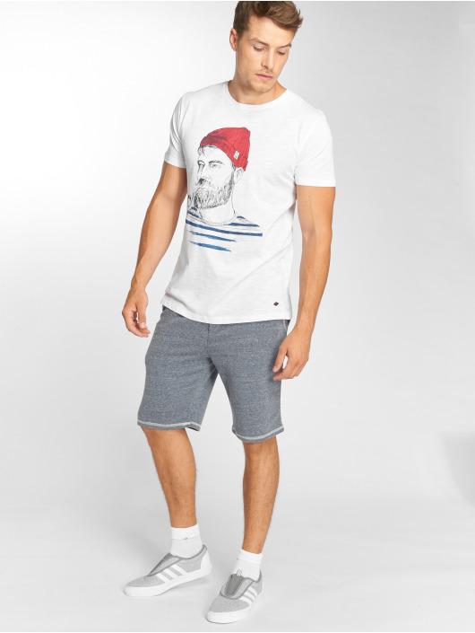 Solid T-skjorter Odissan hvit