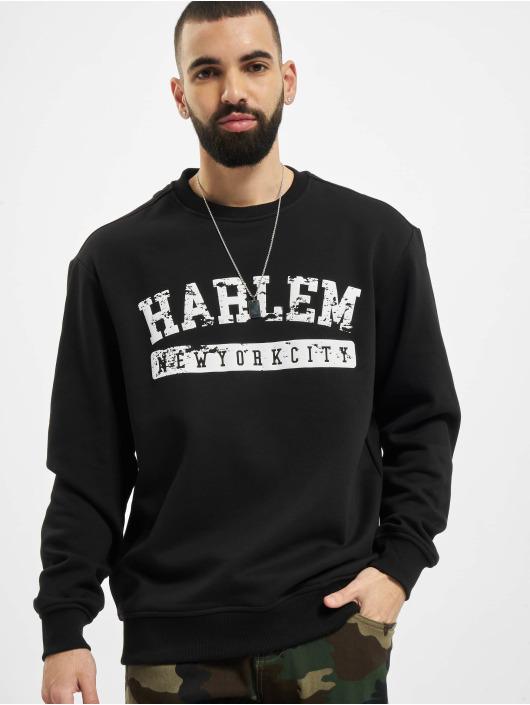 Southpole Пуловер Harlem черный