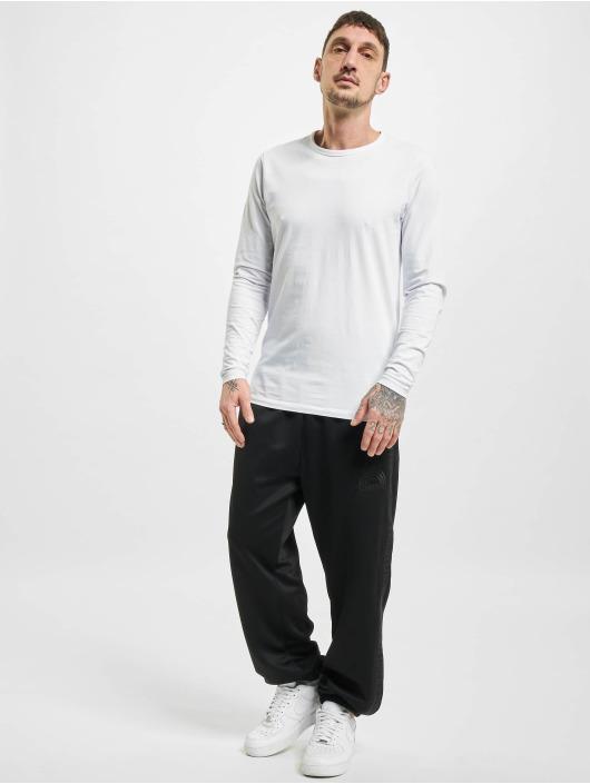 Southpole Спортивные брюки Tricot With Tape черный