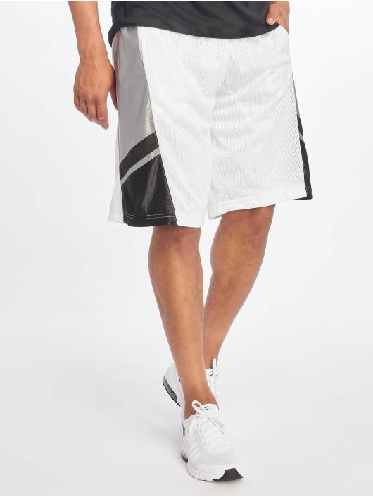 Southpole Basketball Shorts Basketball Mesh white