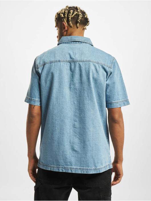 Southpole Camicia Short blu