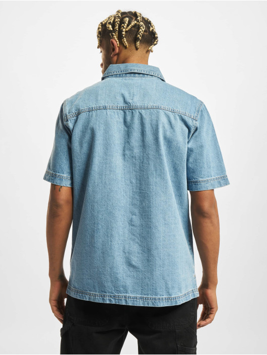 Southpole Camisa Short azul
