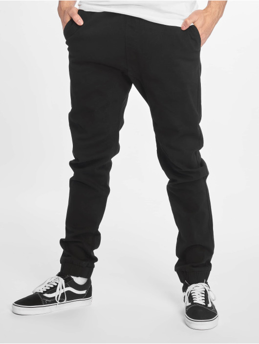 Southpole Chino Stretch black
