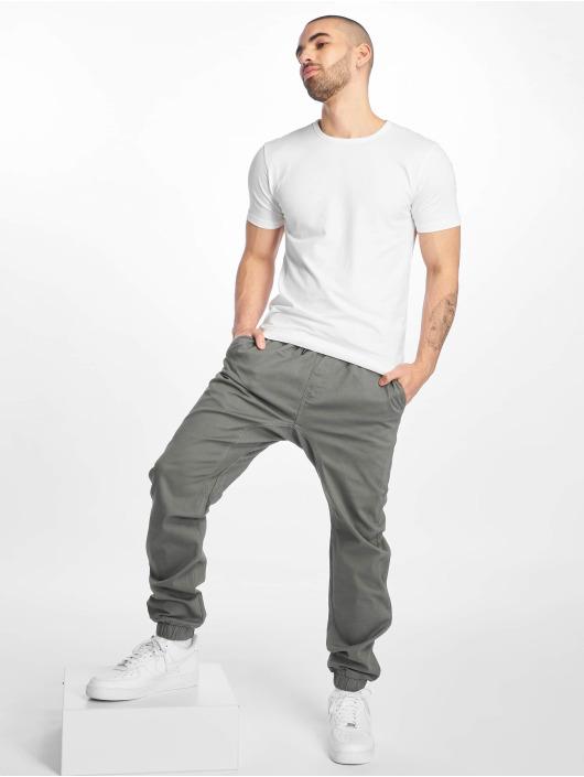 Southpole Chino pants Stretch Jogger gray