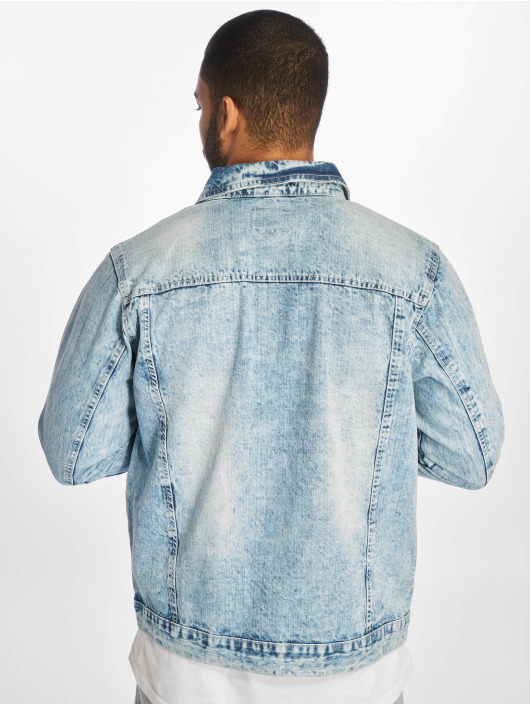 Southpole Denim Jacket Basic blue