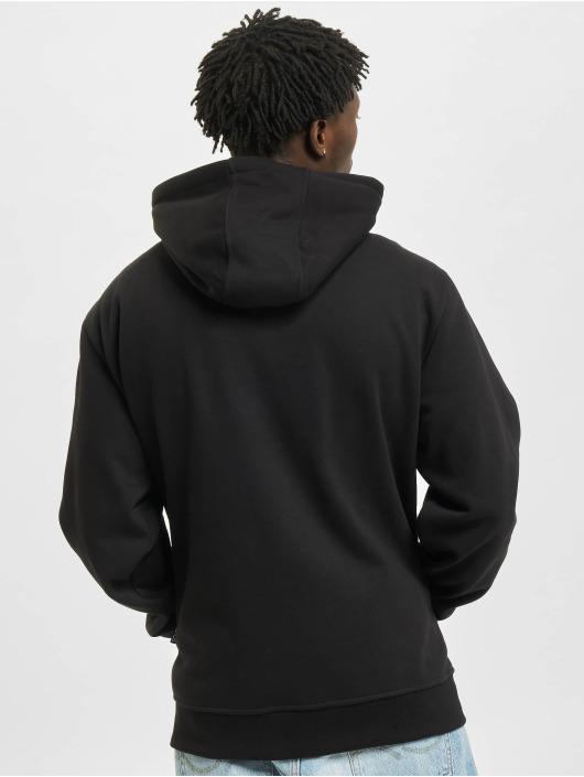 Southpole Felpa con cappuccio 3D Embroidery nero