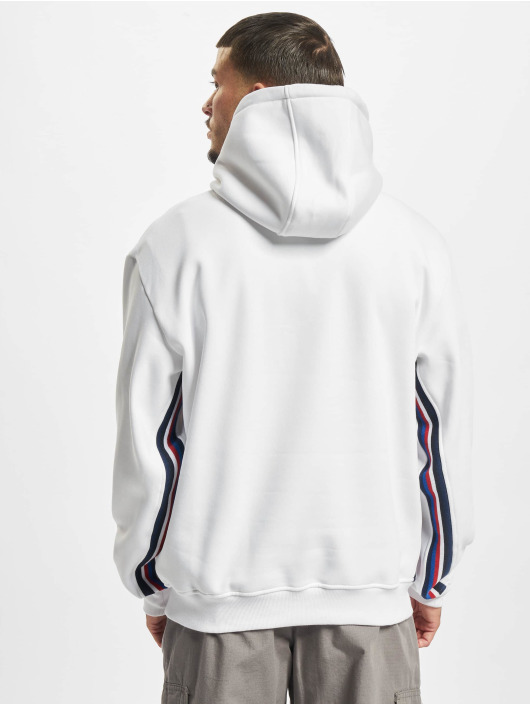 Southpole Hoodies Multi Color Logo bílý
