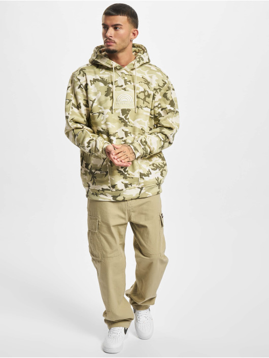 Southpole Hoody Embroidery camouflage