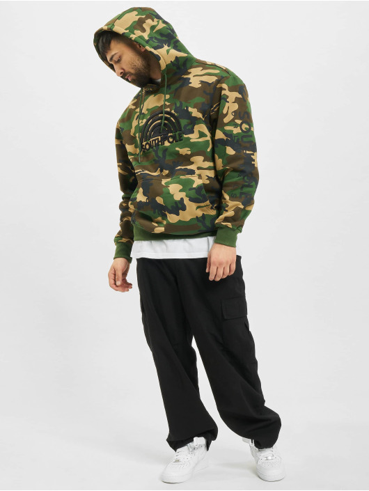 Southpole Hupparit 3D Embroidery camouflage