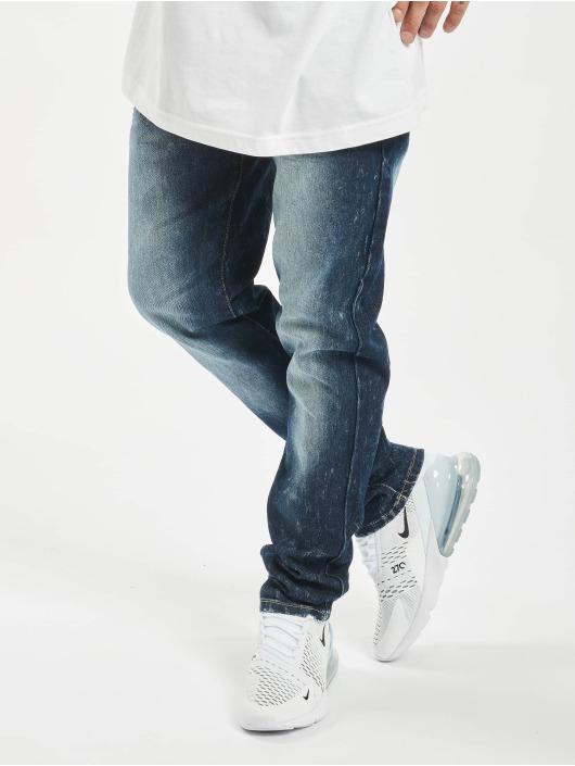 Southpole Jean coupe droite Stretch Basic Denim bleu