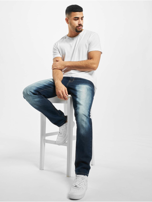 Southpole Jean slim Basic Slim bleu