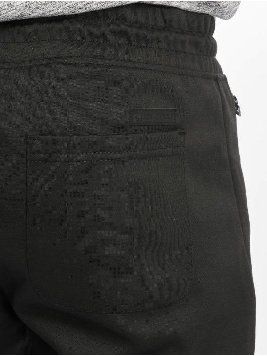 Southpole Jogging kalhoty Basic Tech čern