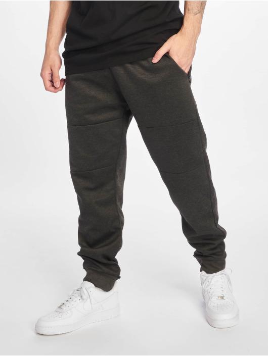 Southpole Jogging kalhoty Basic Tech Fleece Jogger šedá