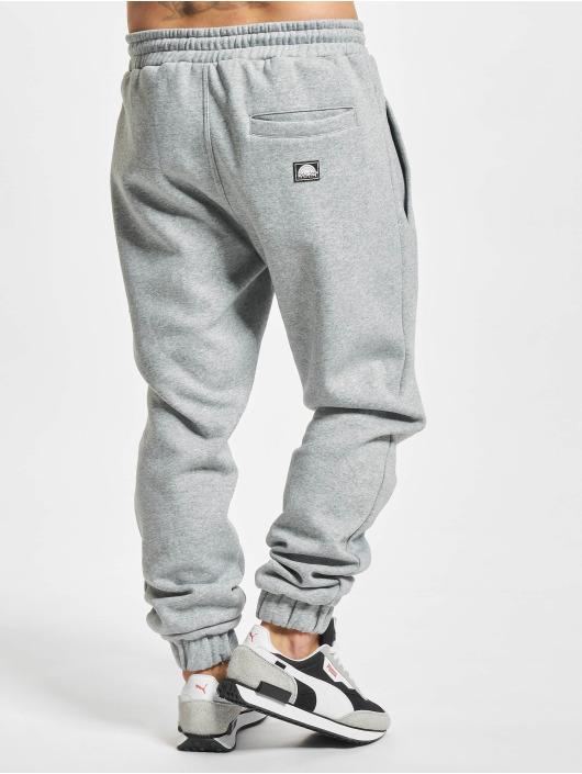 Southpole Jogging kalhoty Basic šedá