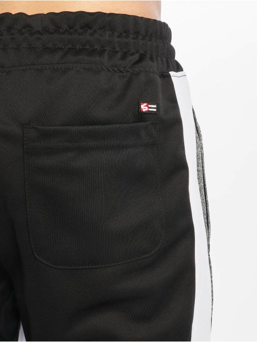 Southpole joggingbroek Color Block Marled zwart