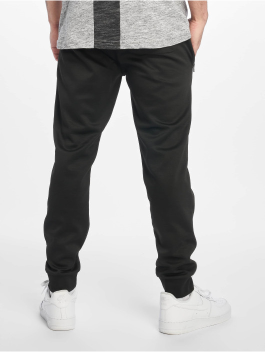 Southpole joggingbroek Basic Tech zwart