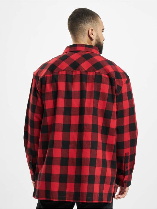 Southpole Košele Check Flannel èervená