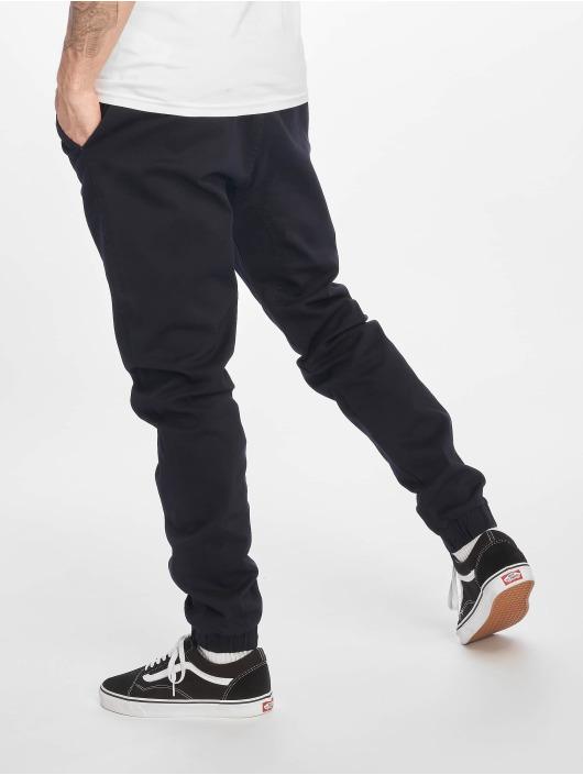 Southpole Látkové kalhoty Stretch modrý